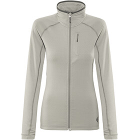 Black Diamond Coefficient Jacket Women Nickel